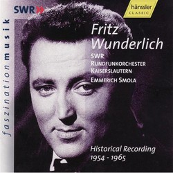 Fritz Wunderlich - Songs - Historical Recording