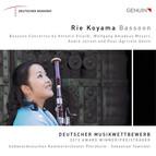 Vivaldi, Mozart, Jolivet & Génin: Bassoon Concertos