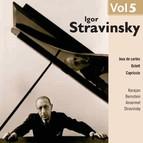 Igor Stravinsky, Vol. 5 (1930-1952)