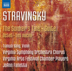 Stravinsky: The Soldier's Tale Suite, Octet & Les noces