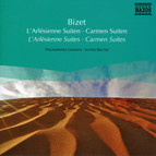 Bizet: L'Arlesienne Suites Nos. 1 and 2 / Carmen Suites Nos. 1 and 2