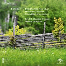 Schubert – Symphonies Nos 1 & 2