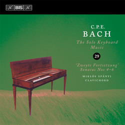C.P.E. Bach: Solo Keyboard Music, Volume 29