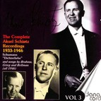 Vocal Recital: Schiotz, Aksel (The Complete Aksel Schiotz Recordings, Vol. 3 (1933-1946)