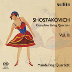 Shostakovich: Complete String Quartets, Vol. 2