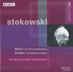 Stokowski - Berlioz: Symphonie fantastique - Scriabin: La Poeme de l\'extase