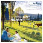Les Siècles Play Bizet and Chabrier