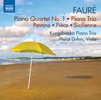 Fauré: Piano Quartet 1 - Piano Trio