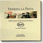 Venezia la Festa - Caffe Concerto sulla Piazza San Marco