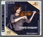 Bartók Violin Concertos Nos. 1 and 2