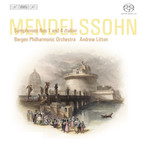 Mendelssohn – Symphonies 1 and 4 ´Italian´