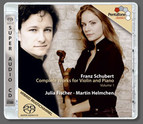 Franz Schubert (1797 – 1828)  Complete Works for Violin and Piano, Volume 1