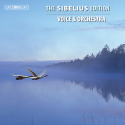 The Sibelius Edition Vol.3 - Voice & Orchestra