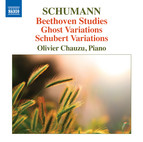 R. Schumann: Piano Variations