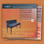 C.P.E. Bach: Keyboard Music, Vol.15