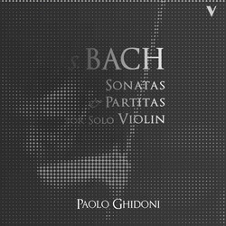 J.S. Bach: Sonatas & Partitas for Solo Violin