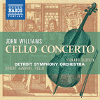 Williams: Cello Concerto
