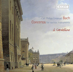 C.P.E. Bach: Concertos for Various Instruments