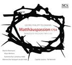 Telemann: St. Matthew Passion