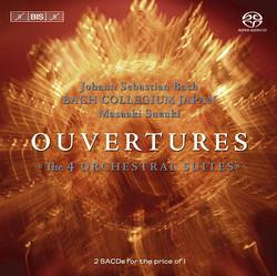 J.S. Bach - Ouvertures (The 4 Orchestral Suites)