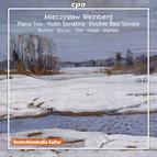 Weinberg: Piano Trio - Violin Sonatina - Double Bass Sonata