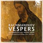 Rachmaninov: Vespers & Complete All-Night Vigil