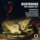 Buxtehude: Complete Trio Sonatas