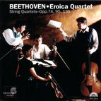 Beethoven: String Quartets, Op. 74, 95, 135