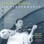 Beethoven / Brahms / Sibelius / Prokofiev / Korngold: Violin Concertos (Heifetz) (1945-1951)