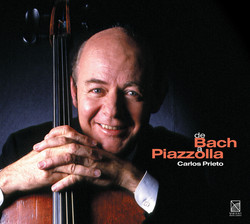 Piazzolla, A.: Grand Tango (Le) / Bach, J.S.: Cello Suite No. 6 / Halvorsen, J.: Passacaglia in G Minor / Rachmaninov, S.: Vocalise