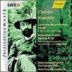 Charles Koechlin - La course de printemps & Le buisson ardent