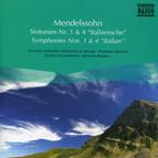 Mendelssohn: Symphonies Nos. 1 and 4