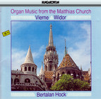 Vierne: Organ Symphony No. 1 / Widor: Organ Symphony No. 6 in G Minor