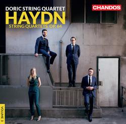 Haydn: String Quartets, Op. 64