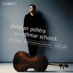 Christian Poltéra plays Othmar Schoeck