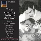 The Young Julian Bream (1956, 1960)