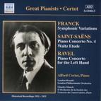 Saint-Saens / Ravel: Piano Concertos (Cortot) (1931, 1939)