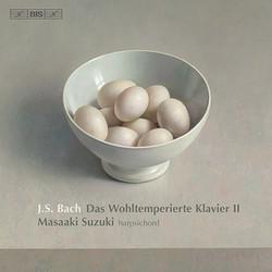 Bach – Das Wohltemperierte Klavier II