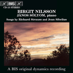 Strauss/Sibelius - Songs