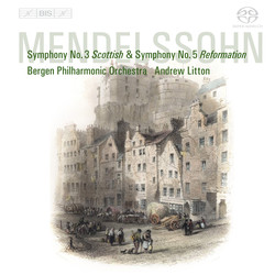 Mendelssohn  Symphonies 3 and 5
