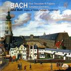 Bach: Four Toccatas & Fugues - Schübler Chorales