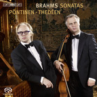 Brahms – Cello Sonatas