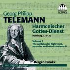 Telemann: Harmonischer Gottes-Dienst, Vol. 3