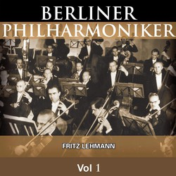 Berlin Philharmonic, Vol. 1 (1954)