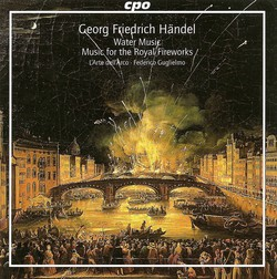 Handel, G.F.: Water Music / Music for the Royal Fireworks