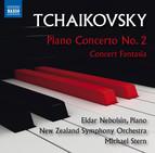 Tchaikovsky: Piano Concerto No. 2 & Concert Fantasia