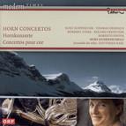 Horn Concertos (Contemporary) - Freisitzer, R. / Heinisch, T. / Sterk, N. / Schwertsik, K. / Pintos, R.