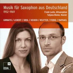 Musik fur Saxophon aus Deutschland