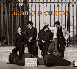 Helguera, J.: Reloj De Arena / Tamez, G.: Jicamo A 4 / Oliva, J.C.: Los Cuatro Elementos / Ritter, J.: Caudas