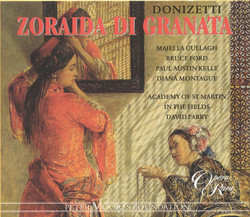 Donizetti: Zoraida Di Granata
